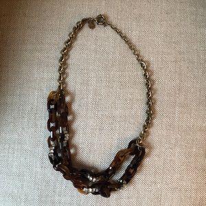 J. Crew necklace.